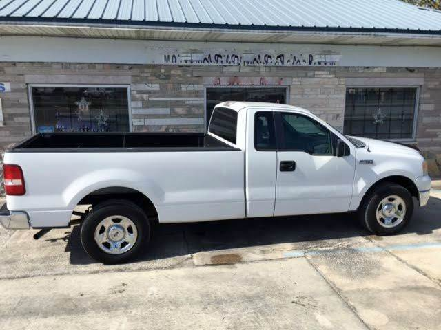 2007 Ford F-150 XLT 2dr Regular Cab Styleside 8 ft. LB - Shelbyville MI