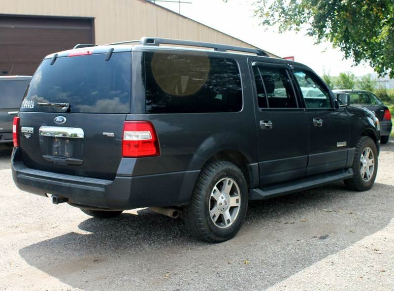 2007 Ford Expedition EL XLT 4dr SUV 4x4 - Shelbyville MI