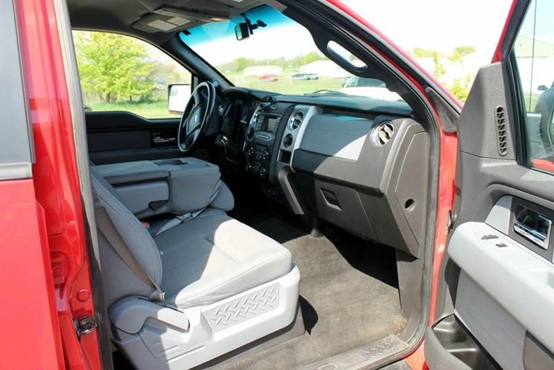 2013 Ford F-150 4x2 XLT 4dr SuperCrew Styleside 6.5 ft. SB - Shelbyville MI