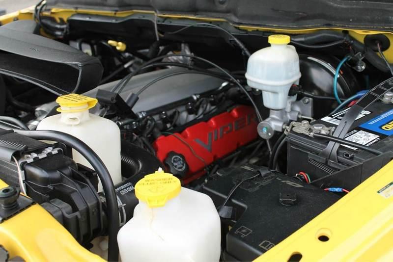 2005 Dodge Ram Pickup 1500 SRT-10 4dr Quad Cab Rwd SB - Shelbyville MI