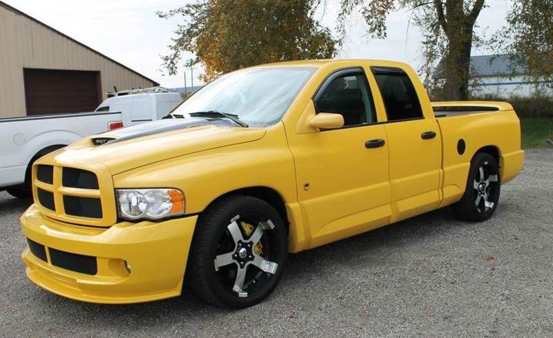 2005 Dodge Ram Pickup 1500 SRT-10 4dr Quad Cab Rwd SB - Shelbyville MI