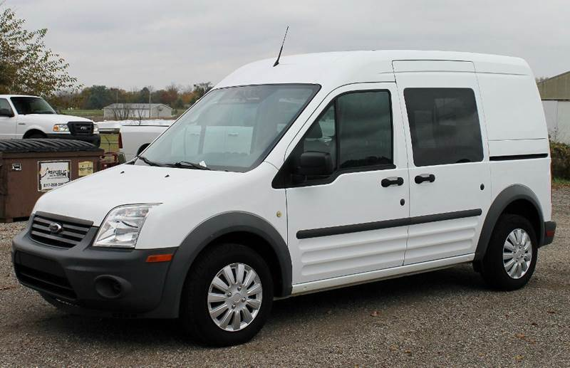 2012 Ford Transit Connect XL 4dr Cargo Mini-Van w/Side and Rear Glass - Shelbyville MI