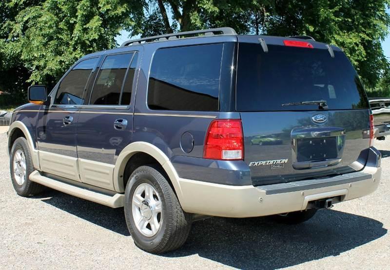 2006 Ford Expedition Eddie Bauer 4dr SUV - Shelbyville MI