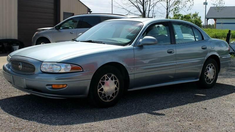 2003 Buick LeSabre Custom 4dr Sedan - Shelbyville MI