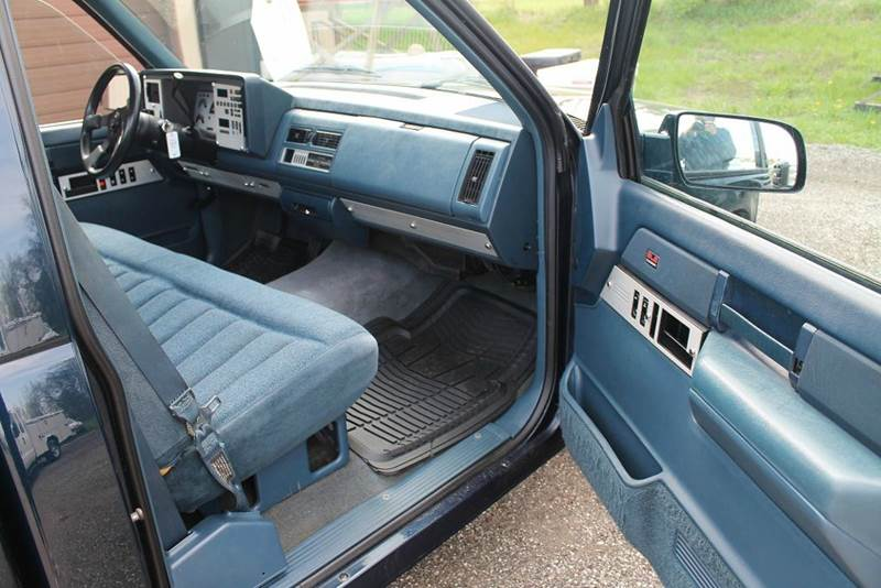 1989 GMC Sierra 1500 2dr C1500 Standard Cab SB - Shelbyville MI