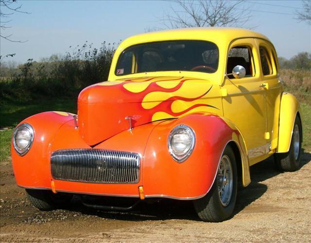 1941 Willys AMERICAR SEDAN  - Shelbyville MI