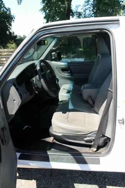 2011 Ford Ranger 4x2 XL 2dr Regular Cab SB - Shelbyville MI