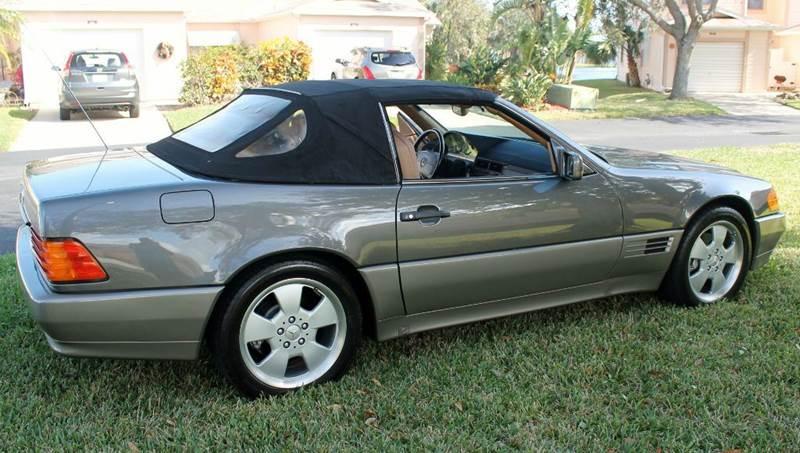 1991 Mercedes-Benz 500-Class 500 SL 2dr Convertible - Shelbyville MI