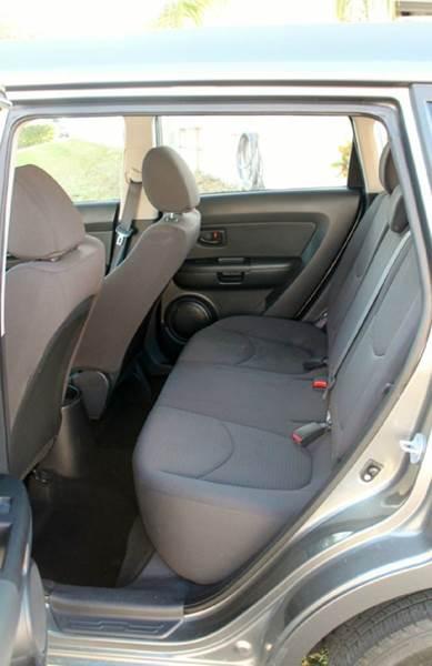 2013 Kia Soul 4dr Wagon 6M - Shelbyville MI