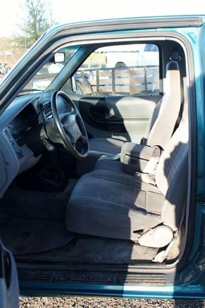 1997 Ford Ranger 2dr XLT Standard Cab SB - Shelbyville MI