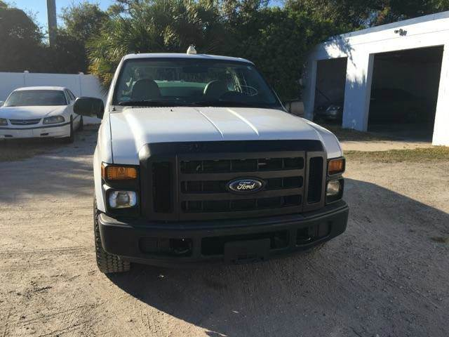 2008 Ford F-350 Super Duty XL 2dr Regular Cab LB RWD - Shelbyville MI