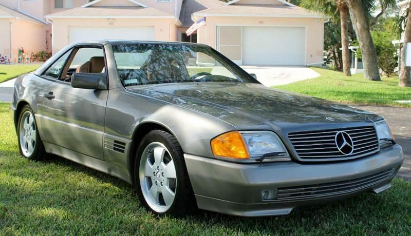 1991 Mercedes-Benz 500-Class 500SL 2dr Convertible - Shelbyville MI