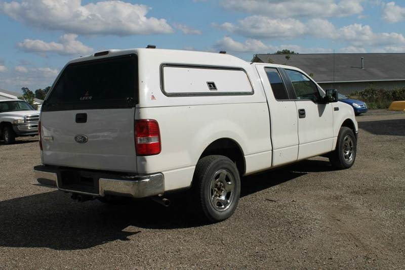 2006 Ford F-150 XLT 4dr SuperCab Styleside 6.5 ft. SB - Shelbyville MI