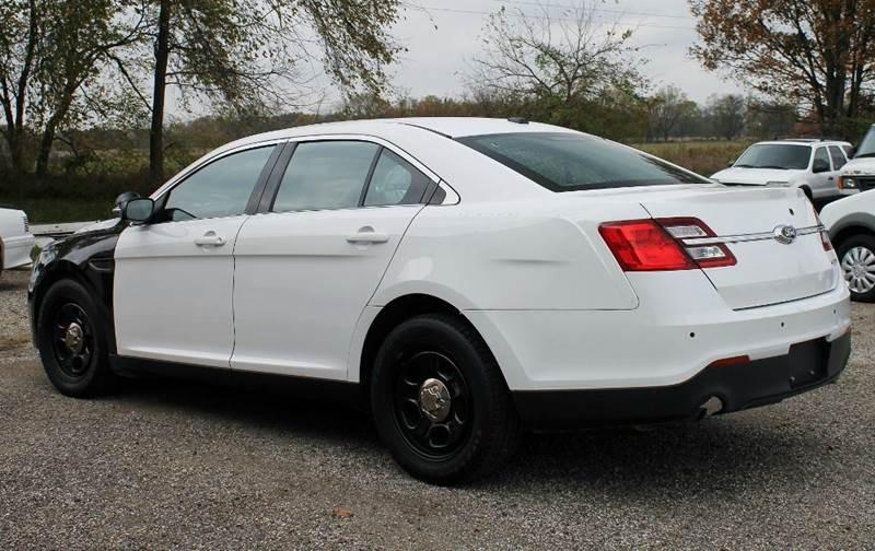 2013 Ford Taurus AWD Police Interceptor 4dr Sedan - Shelbyville MI
