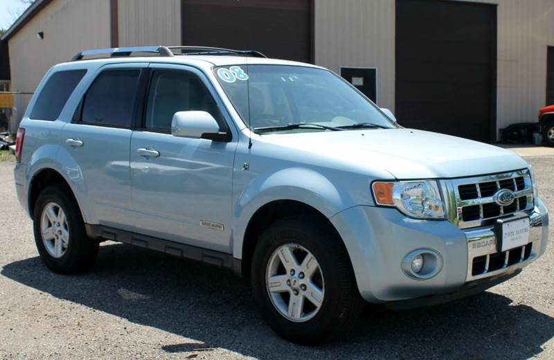 2008 Ford Escape Hybrid 4dr SUV - Shelbyville MI