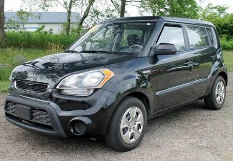 2013 Kia Soul for sale in Shelbyville, MI