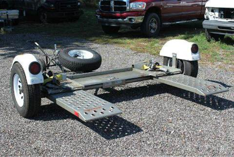 2008 ww FOREST RIVER CAR TOW  DOLLY