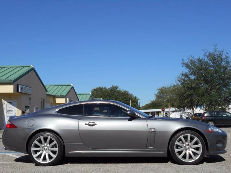 2008 Jaguar XK Series XK 2dr COUPE   Riverview FL
