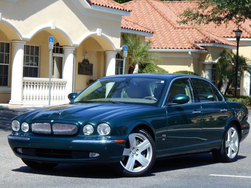 2006 Jaguar Xjr Base 4dr Sedan In RIVERVIEW FL