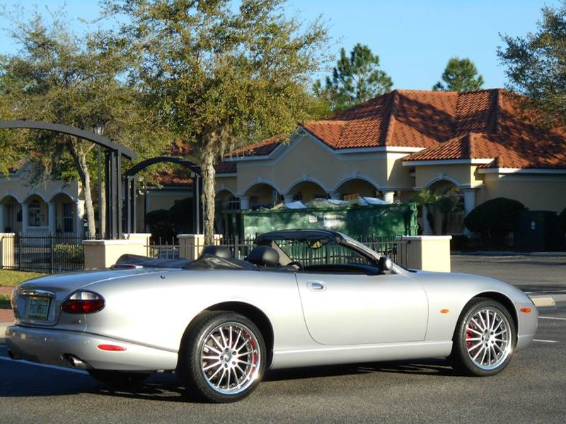 2006 Jaguar XK-Series XK8 2dr Convertible - Riverview FL