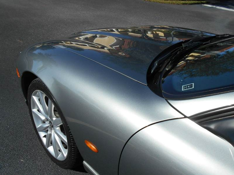 2005 Jaguar XK-Series XK8 2dr Convertible - Riverview FL