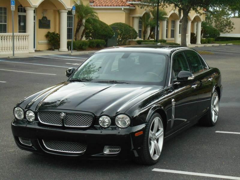2008 Jaguar Xj-Series XJR 4dr Sedan In RIVERVIEW FL - PORT TAMPA ...