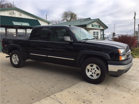 2005 Chevrolet Silverado 1500 for sale in Meriden, KS