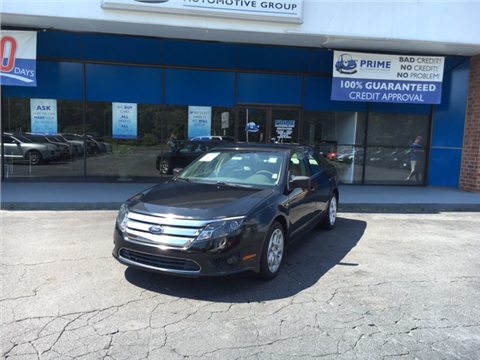 Ford Fusion For Sale Lenoir Nc