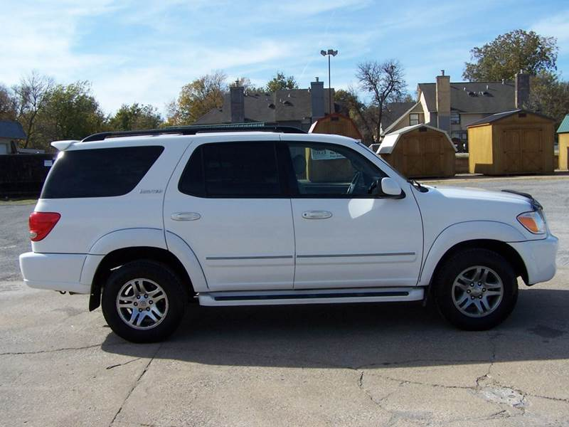 2005 toyota sequoia limited 4dr suv in tulsa ok carstarz. Black Bedroom Furniture Sets. Home Design Ideas