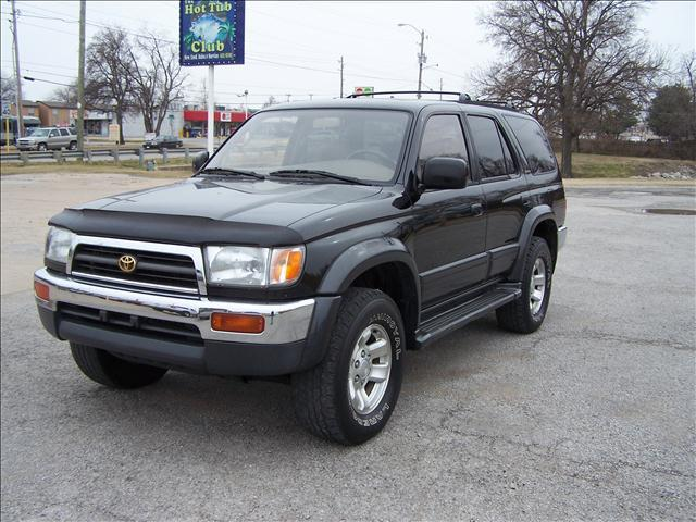 1996 toyota 4runner limited for sale in tulsa sapulpa. Black Bedroom Furniture Sets. Home Design Ideas