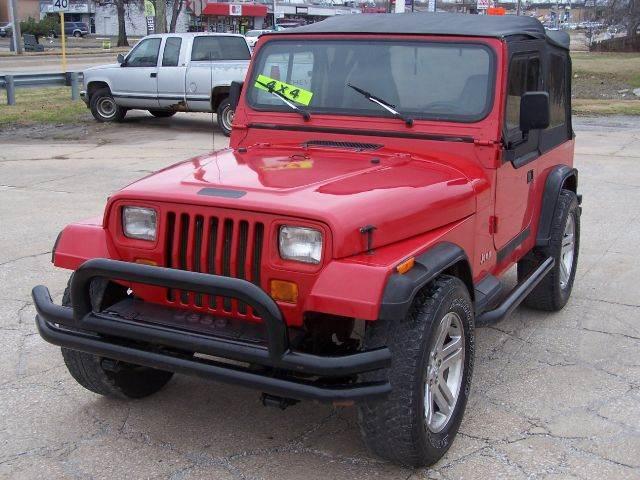 1995 Jeep Wrangler for sale in Tulsa OK