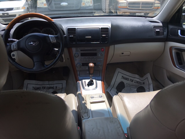 2005 Subaru Outback 3.0 R L.L.Bean Edition AWD 4dr Wagon - Huntsville TX