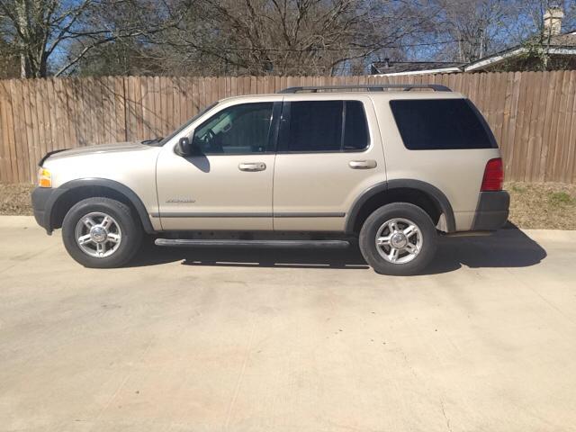 2004 Ford Explorer XLS 4dr SUV - Huntsville TX