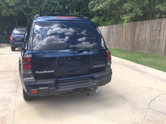 2004 Chevrolet TrailBlazer EXT LS 4dr SUV - Huntsville TX