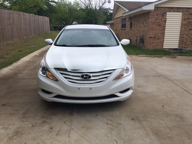 2012 Hyundai Sonata GLS 4dr Sedan - Huntsville TX