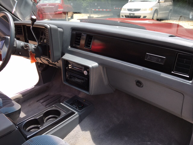 1985 Chevrolet El Camino Base 2dr Standard Cab - Huntsville TX