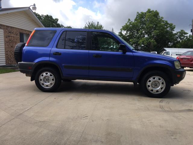 2000 Honda CR-V LX 4dr SUV - Huntsville TX