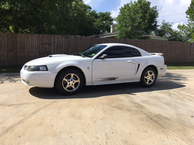 2003 Ford Mustang 2dr Coupe - Huntsville TX