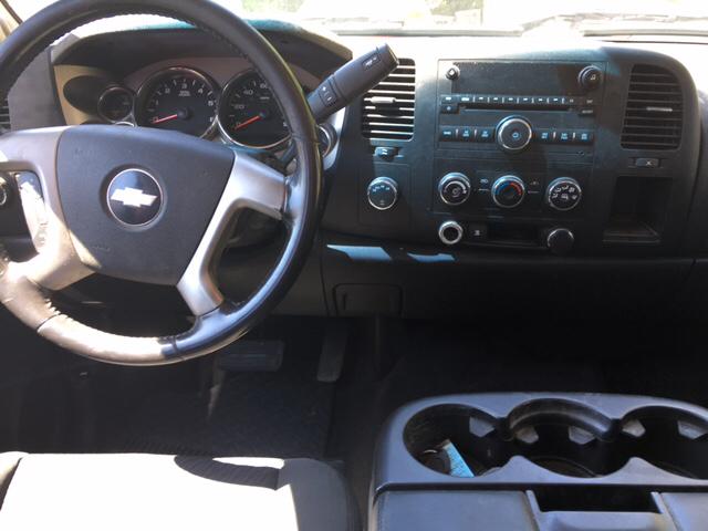 2009 Chevrolet Silverado 1500 LT 4x4 4dr Crew Cab 5.8 ft. SB - Huntsville TX