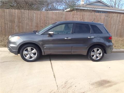 2008 Acura RDX for sale in Huntsville, TX