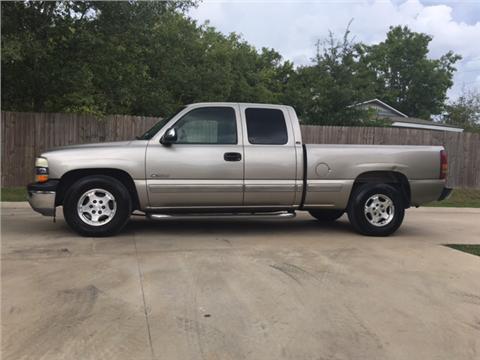 2002 Chevrolet Silverado 1500 for sale in Huntsville, TX