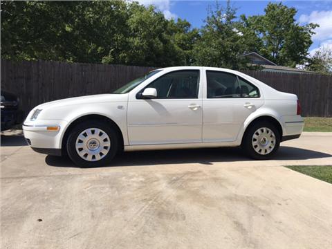 2004 Volkswagen Jetta for sale in Huntsville, TX