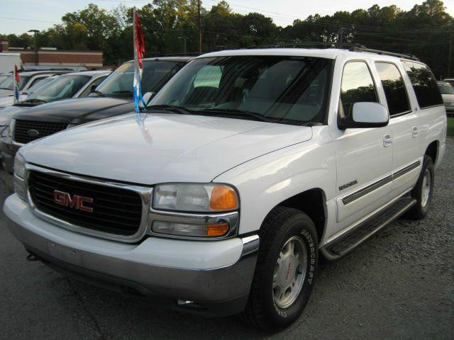 2001 GMC Yukon XL