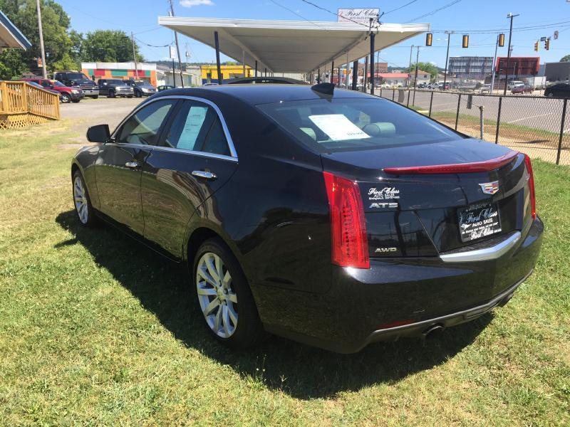 2017 Cadillac ATS AWD 2.0T 4dr Sedan - Bessemer AL