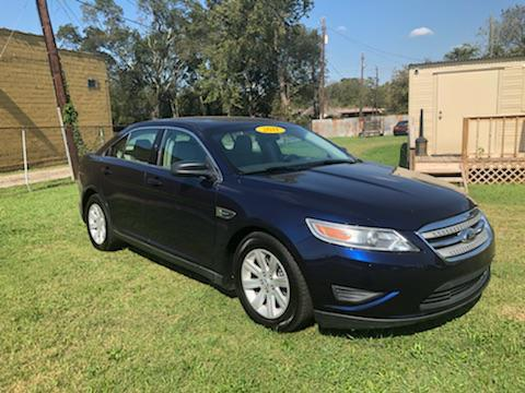 2011 Ford Taurus for sale in Bessemer, AL