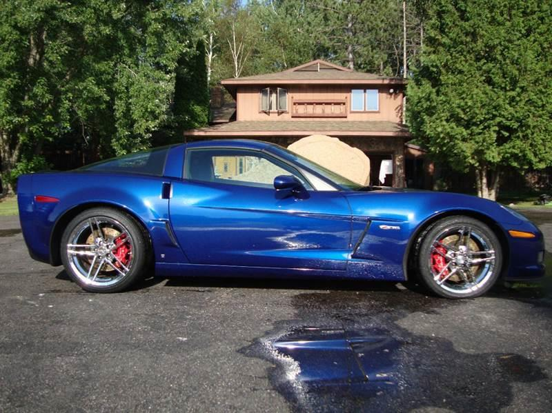 2006 chevrolet corvette z06 2dr coupe in merrill wi g and g auto sales. Black Bedroom Furniture Sets. Home Design Ideas