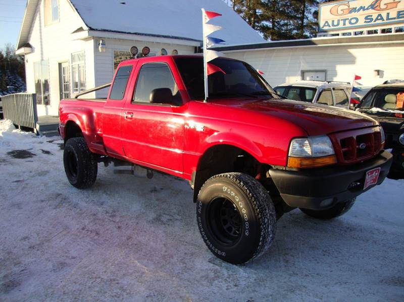 sold - 2000 Ford Ranger Extended Cab For Sale