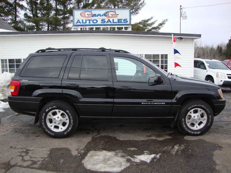 2000 jeep grand cherokee laredo 4dr 4wd suv in merrill wi g and g. Cars Review. Best American Auto & Cars Review
