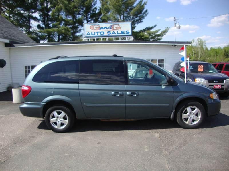 2007 dodge grand caravan sxt 4dr extended mini van in. Black Bedroom Furniture Sets. Home Design Ideas