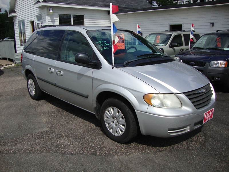 2005 chrysler town and country base 4dr mini van in. Black Bedroom Furniture Sets. Home Design Ideas